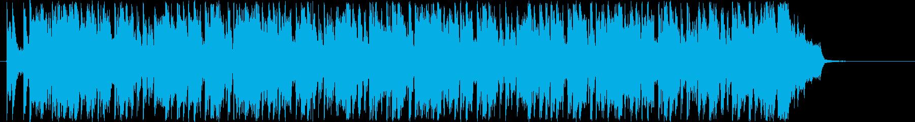ファンク&グルーヴィ!の再生済みの波形