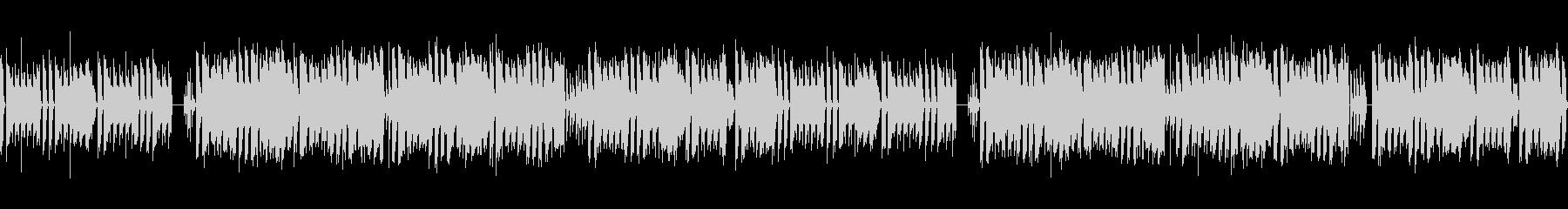 【メインメロ抜】ハッピーコアの未再生の波形