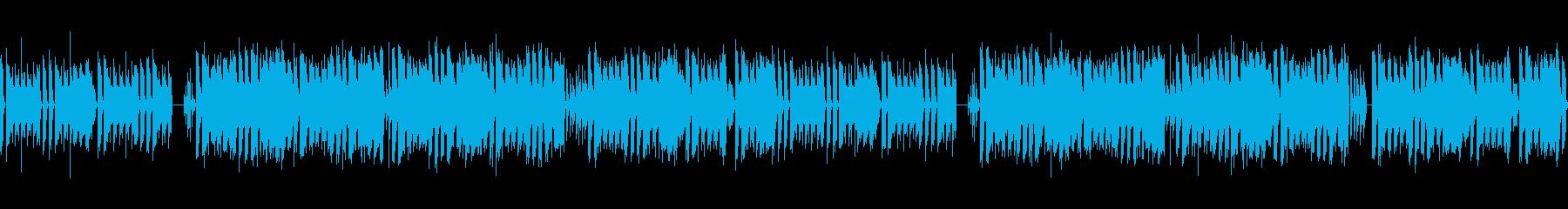【メインメロ抜】ハッピーコアの再生済みの波形