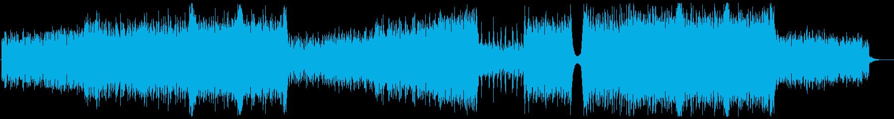 劇伴 ロック オーケストラの再生済みの波形
