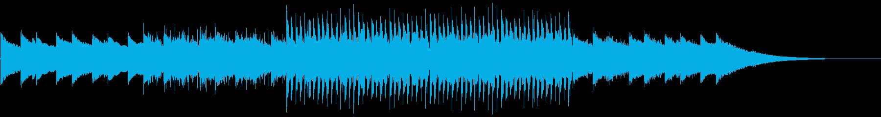 R&B スタイリッシュ くつろぐ ...の再生済みの波形
