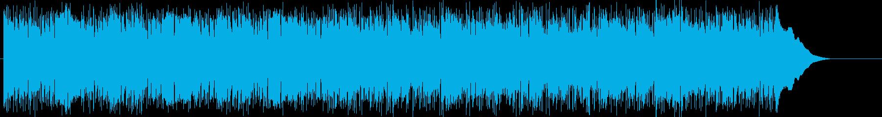 ポップ アクション 説明的 adv...の再生済みの波形