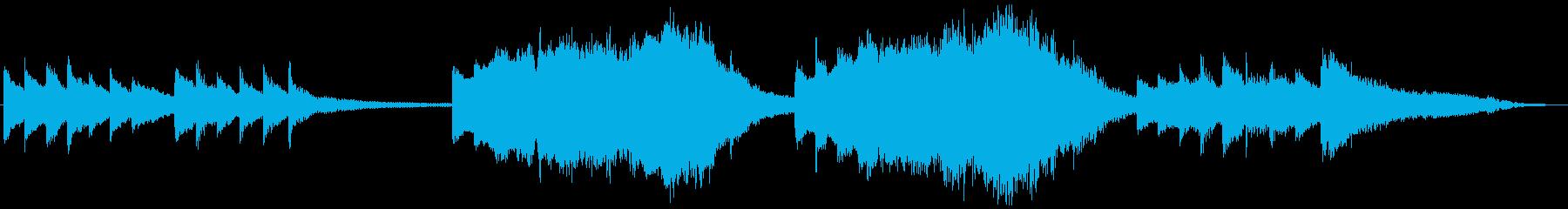 生オーボエ,クラリネットの切ないバラードの再生済みの波形