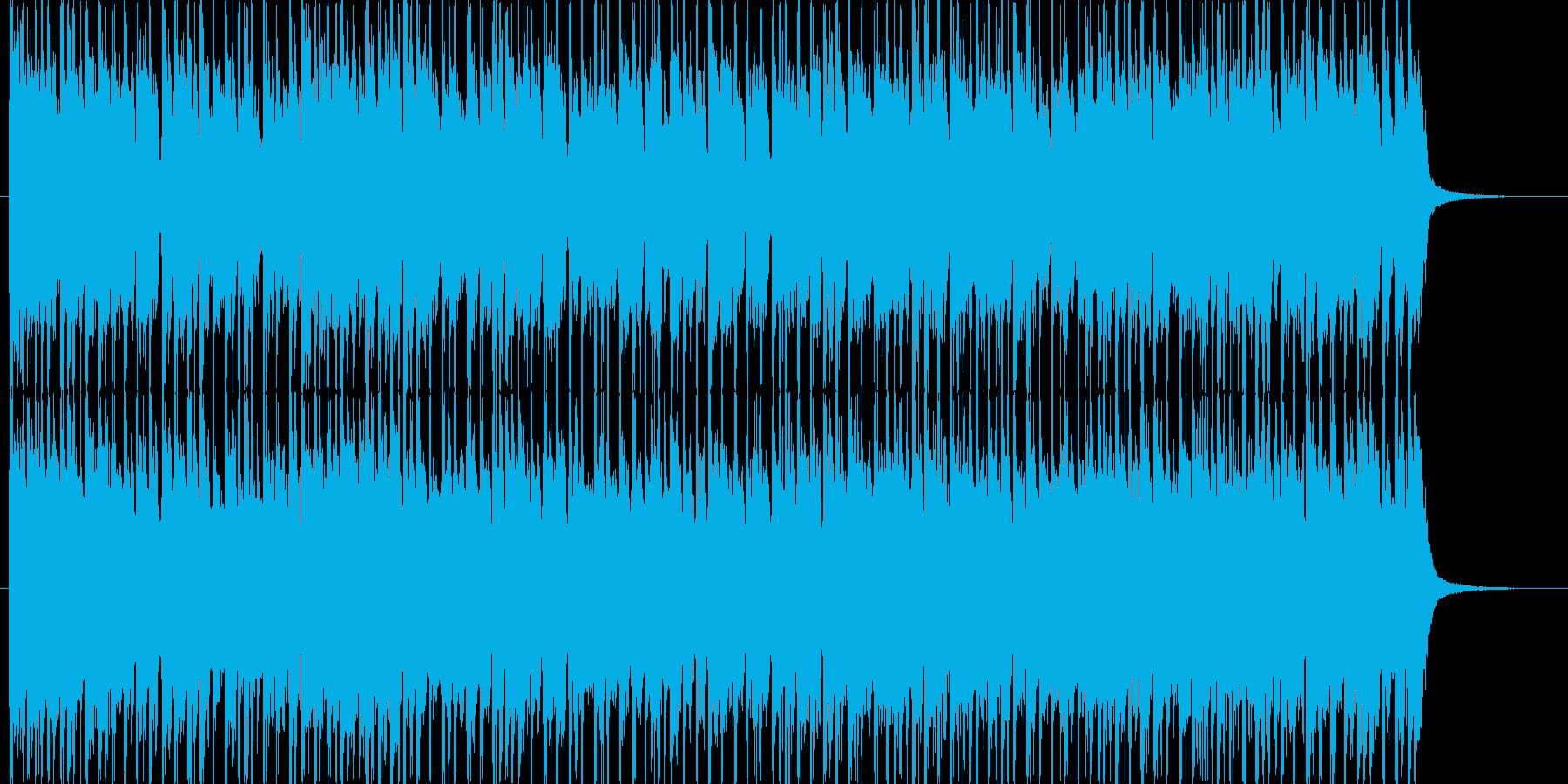 CM,ジングル等にの再生済みの波形