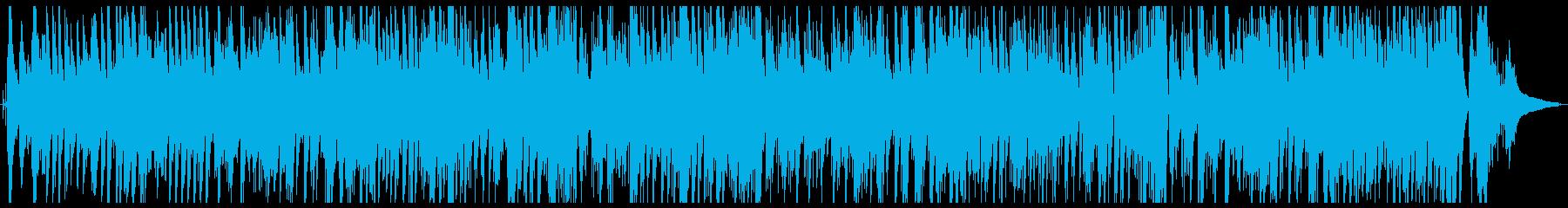 バー、ラウンジ優しくゆったり聴けるジャズの再生済みの波形