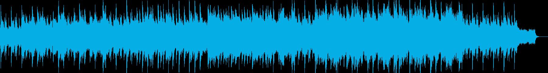 MOUNTAIN神々しく連なる山々の歌の再生済みの波形
