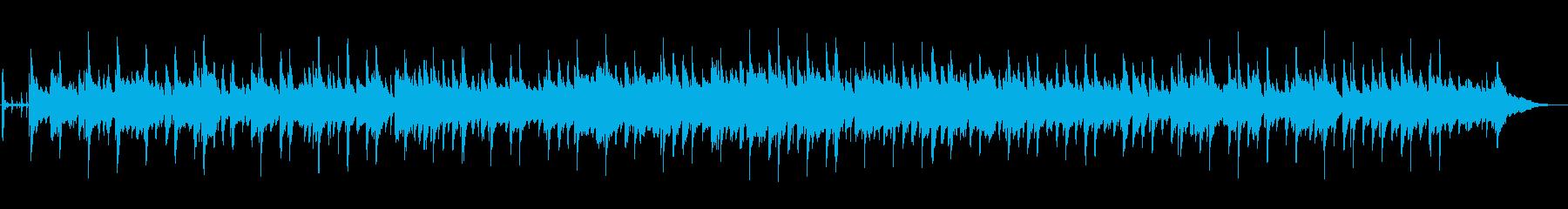 庭の千草 アイルランド民謡の再生済みの波形