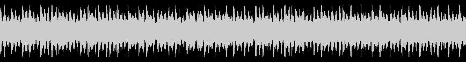 琴/二胡 主体の和風LOOP BGMの未再生の波形