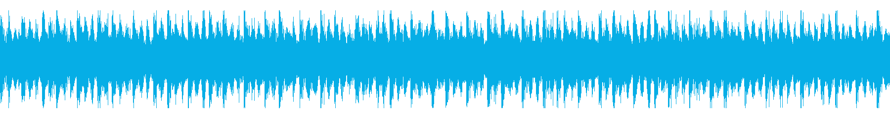 琴/二胡 主体の和風LOOP BGMの再生済みの波形
