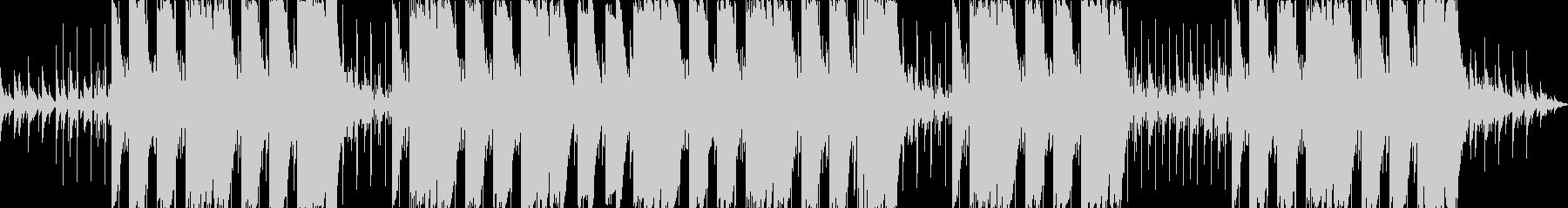 チルくてエモいシンセトラップの未再生の波形
