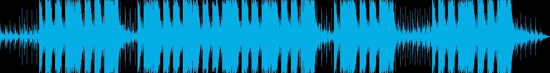 チルくてエモいシンセトラップの再生済みの波形