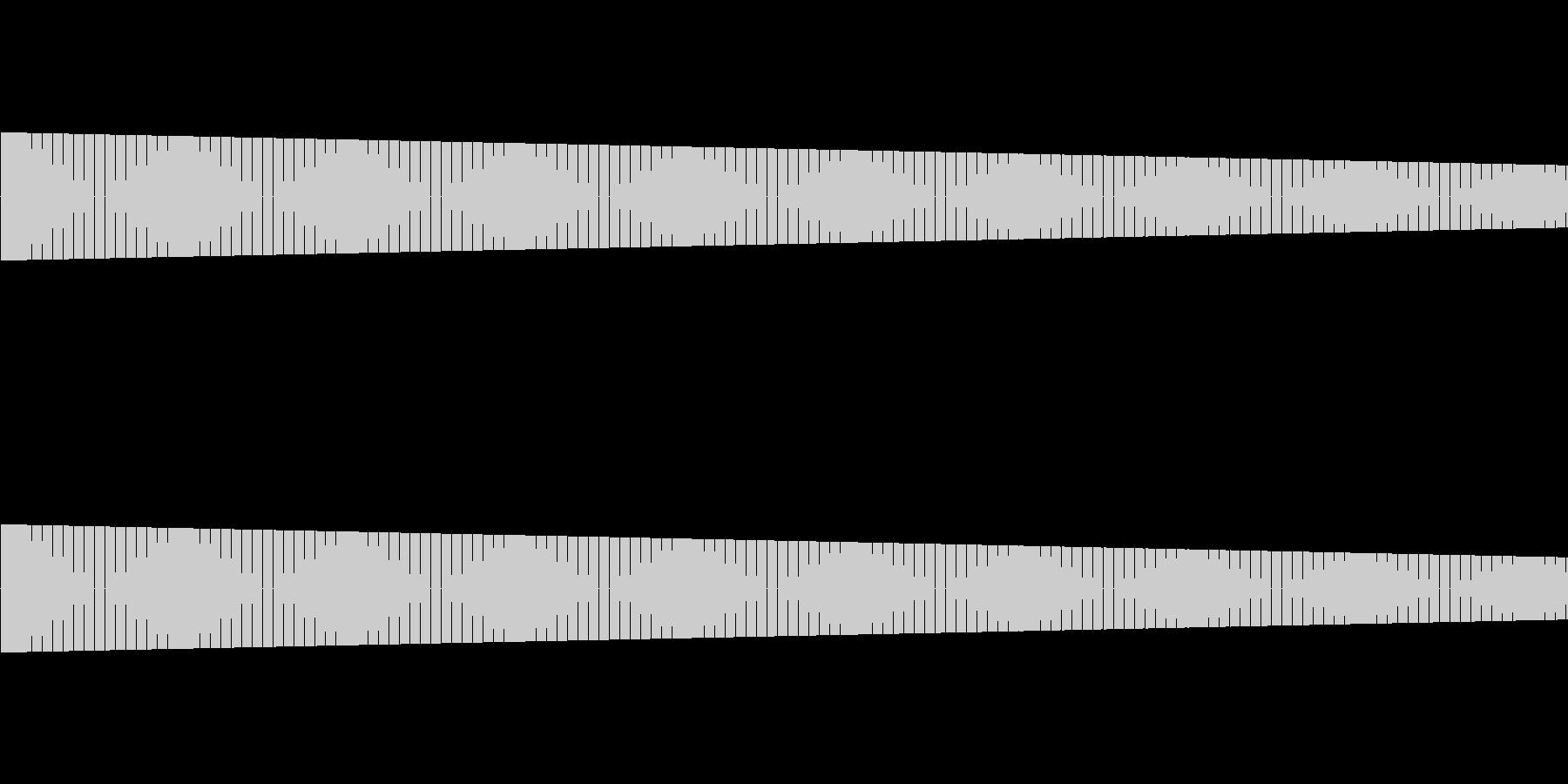 ピコッ(コイン/ピコピコ/決定/ゲットの未再生の波形