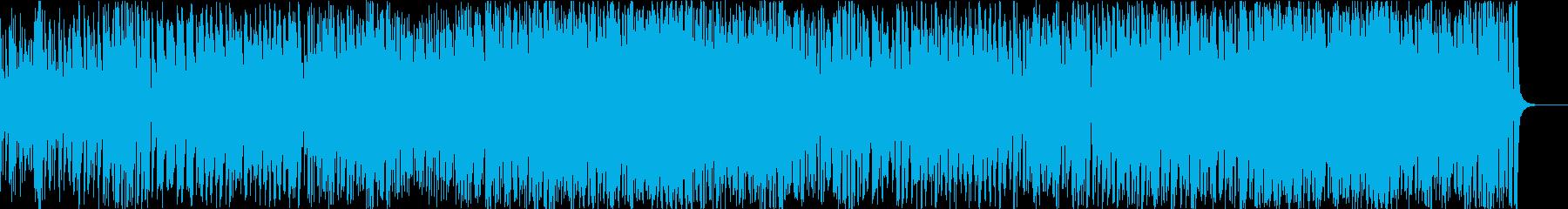 ボサノバ・まったりした可愛い系 の再生済みの波形