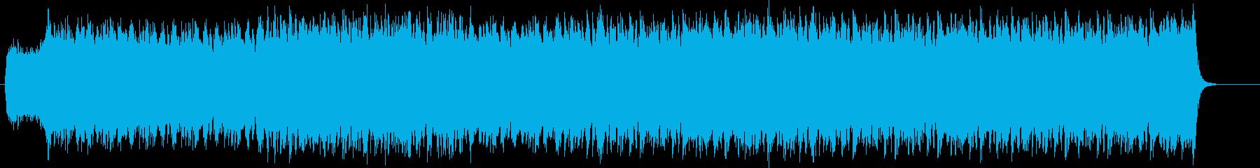 ドキュメント 報道 紀行 不思議 探検の再生済みの波形
