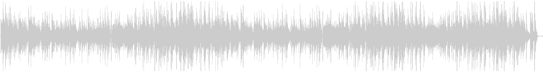ナポリタンの伝統的な歌のスタイル。の未再生の波形
