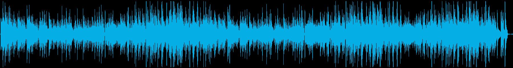ナポリタンの伝統的な歌のスタイル。の再生済みの波形