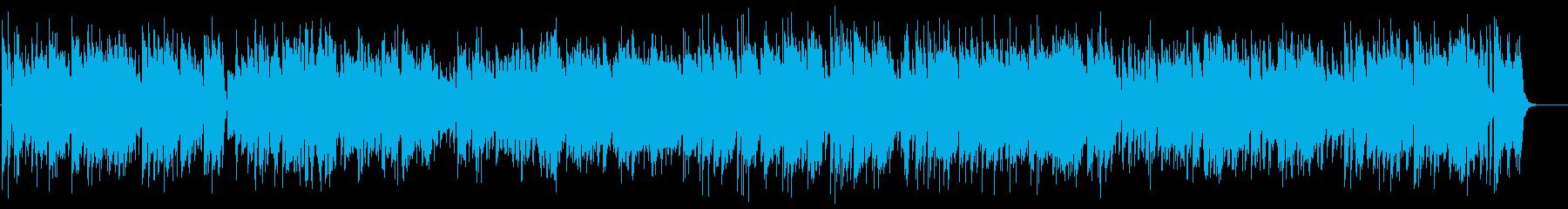 スカボロー・フェア 女性ジャズの再生済みの波形