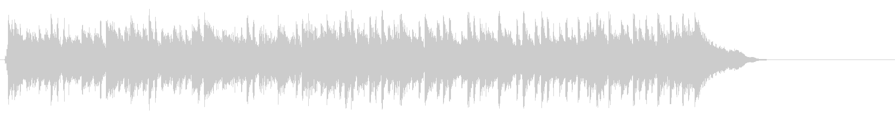 ポップ アコースティック(サビ~イン…)の未再生の波形