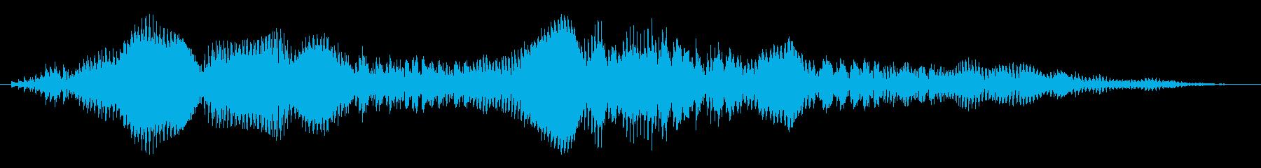 ベイビー:ハッピーノイズとクース。の再生済みの波形