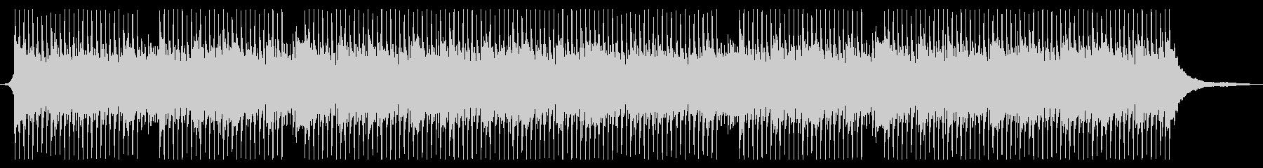 シンセ無し ピアノ 爽快 STARTの未再生の波形