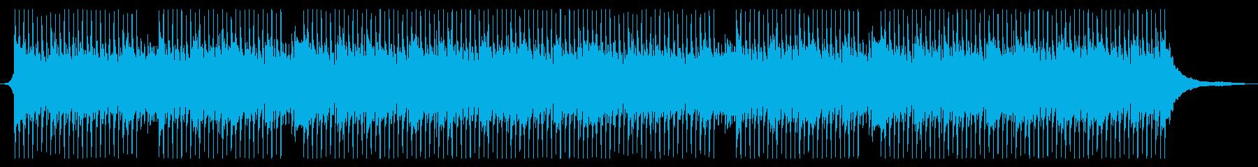 シンセ無し ピアノ 爽快 STARTの再生済みの波形
