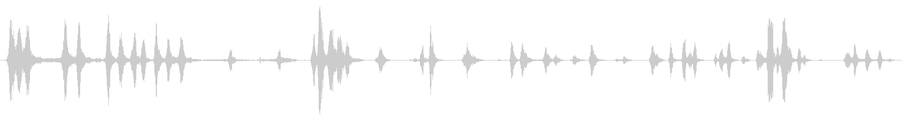 犬 犬の近所の樹皮03の未再生の波形
