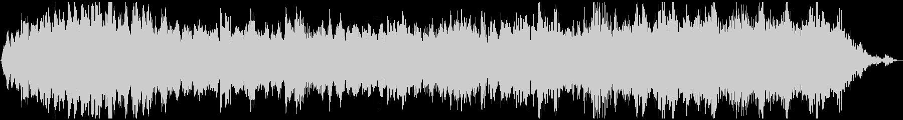 ドローン バブリングブルック01の未再生の波形