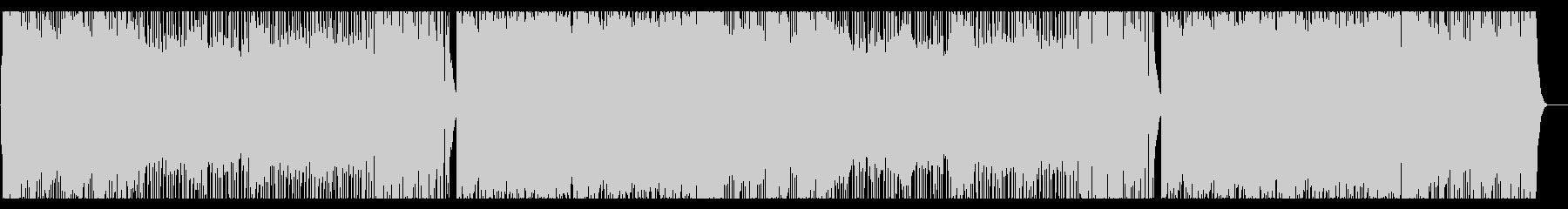 切ないギターポップロックの未再生の波形