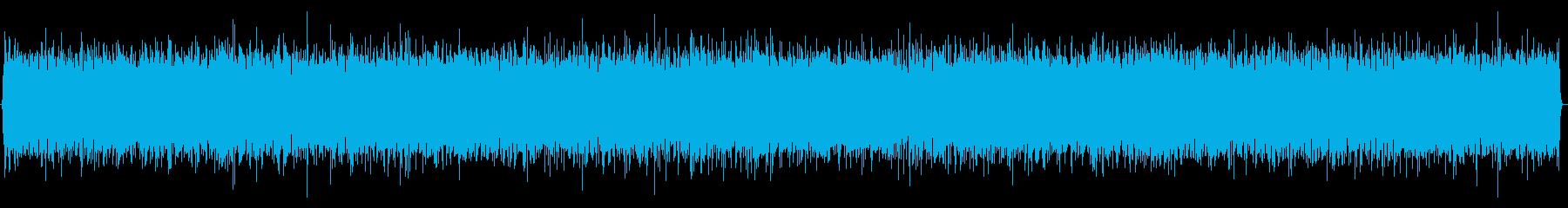 映写機01-2の再生済みの波形