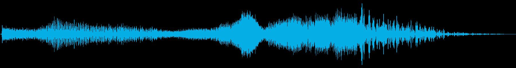 モーターキャニオン、メタルスラップ...の再生済みの波形