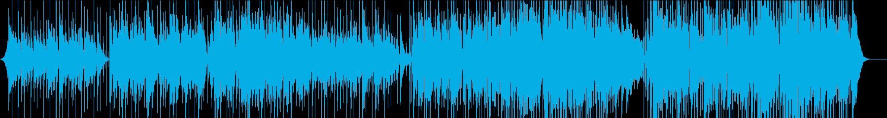 ノラジョーンズ風、スローピアノバラード曲の再生済みの波形