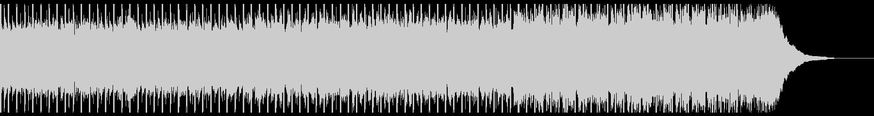 ポジティブコーポレート(60秒)の未再生の波形