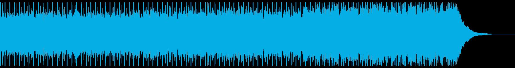 ポジティブコーポレート(60秒)の再生済みの波形