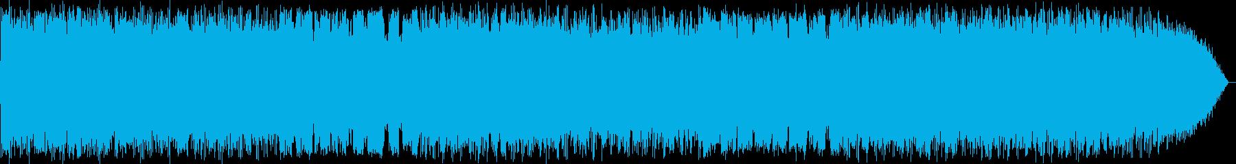 爽やかで少し切ない笛のメロディーの再生済みの波形
