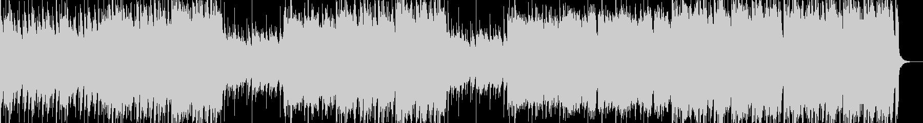 バグパイプを用いたトラッドの未再生の波形