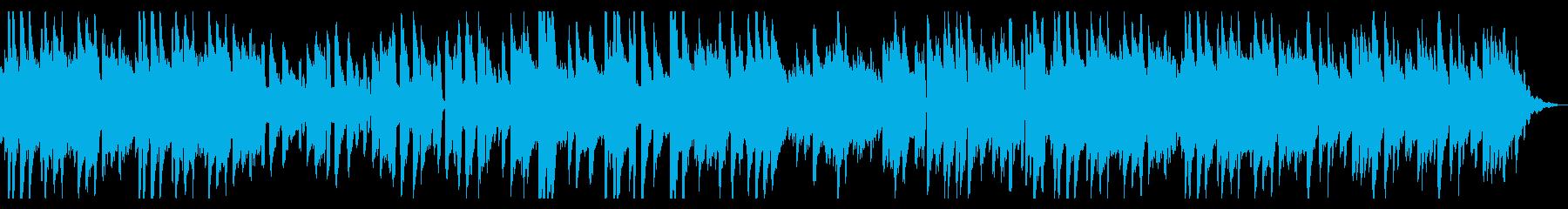 哀愁ある響きを演出したリッチなピアノソロの再生済みの波形