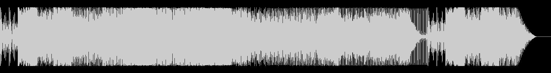 【ループ】ボス戦・戦闘曲・ハードテクノ系の未再生の波形