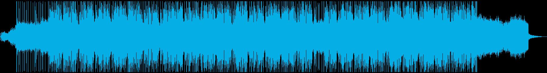実験的な岩 バックシェイク ブレイ...の再生済みの波形