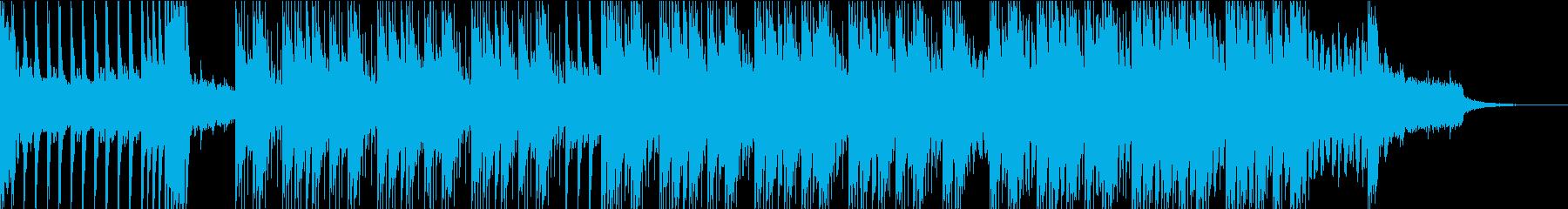 トラップ ヒップホップ バトル 焦...の再生済みの波形