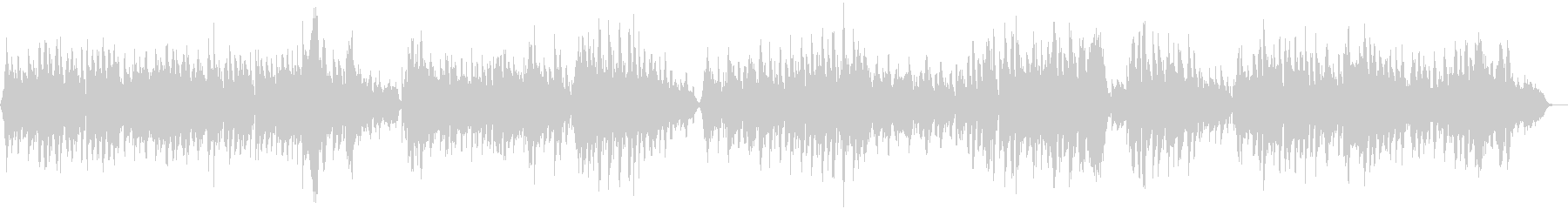ハイドン弦楽四重奏曲第17番セレナーデの未再生の波形