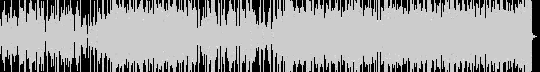きらきらFuture Bassの未再生の波形