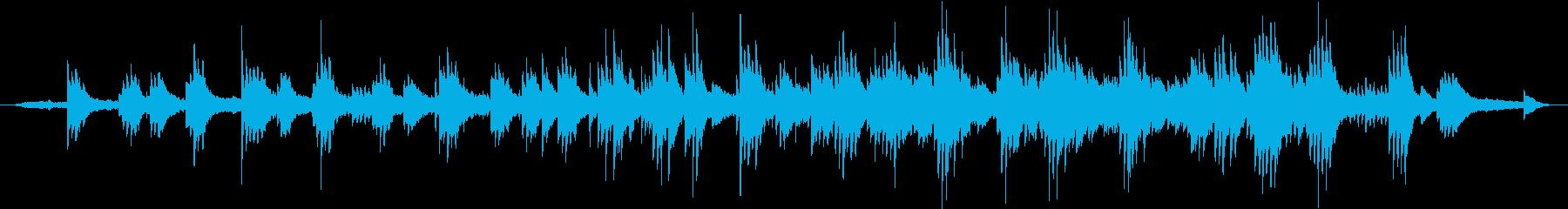 動画 サスペンス 勝利者 静か や...の再生済みの波形