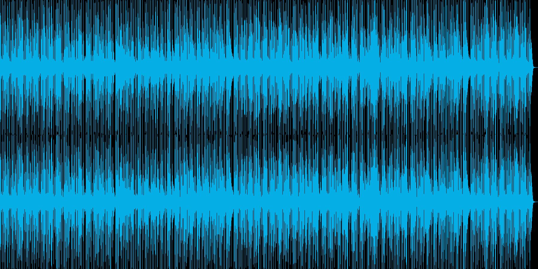 アコギで弾くお洒落で落ち着いたポップスの再生済みの波形