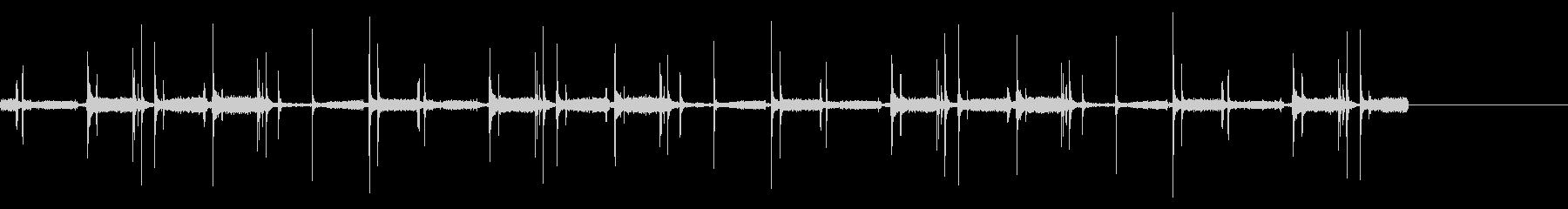 タイヤ-XYチップ(表)-動き-業...の未再生の波形