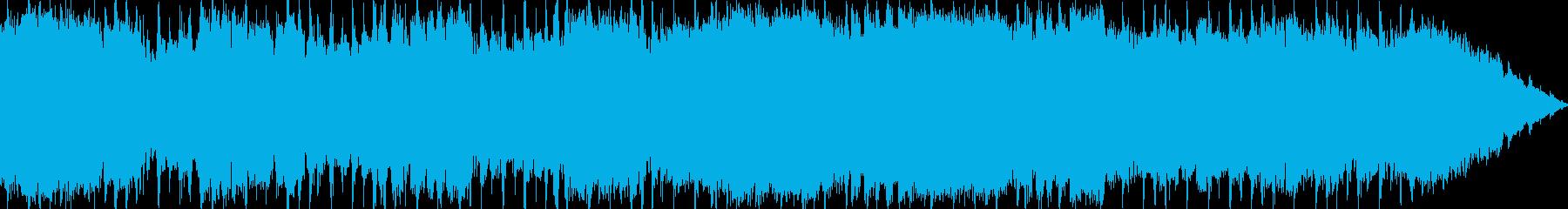 嘘と嘘つきを伝える高エネルギーの歌...の再生済みの波形