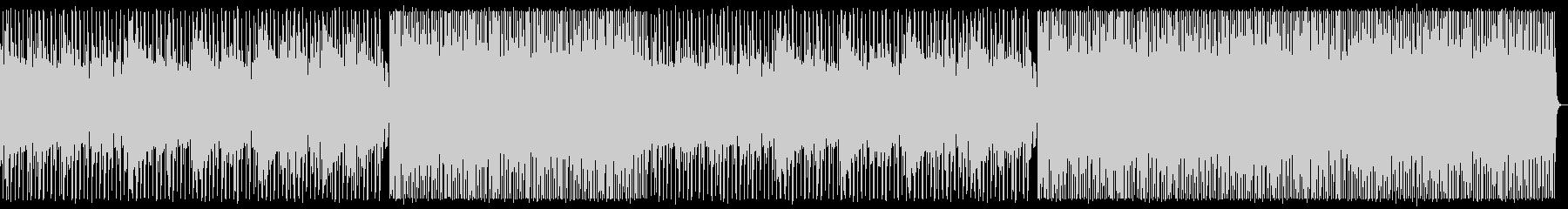 地底/地下/テクノ_No599_1の未再生の波形