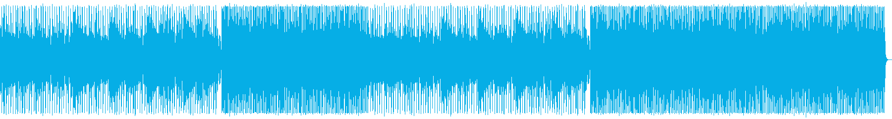 地底/地下/テクノ_No599_1の再生済みの波形
