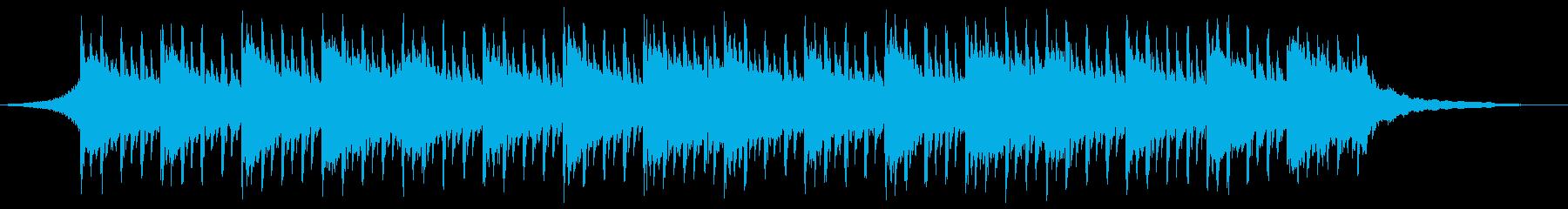 プレゼンテーションテクノロジー(45秒)の再生済みの波形