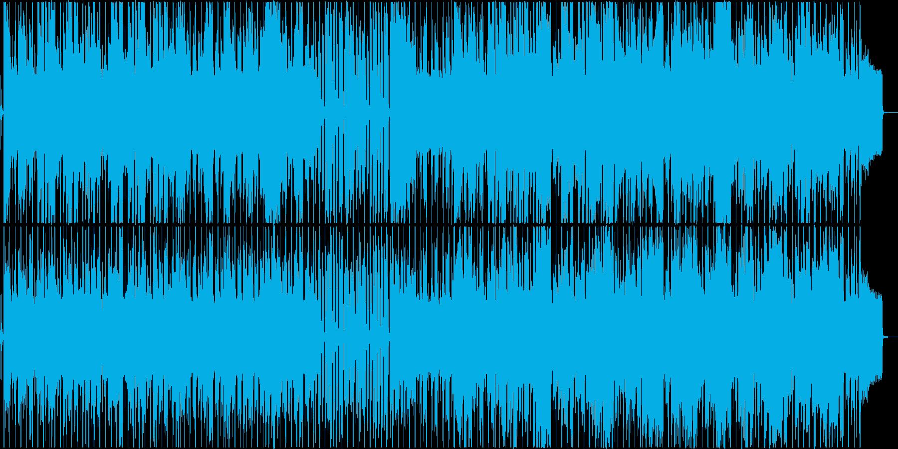 Southern Delta Bluesの再生済みの波形