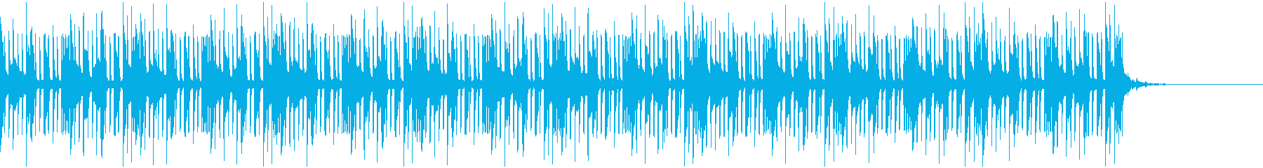 EDM・トラップ・チル・穏やか・優しいの再生済みの波形